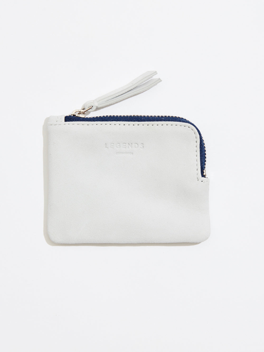 Frankport Suede Wallet | Off White