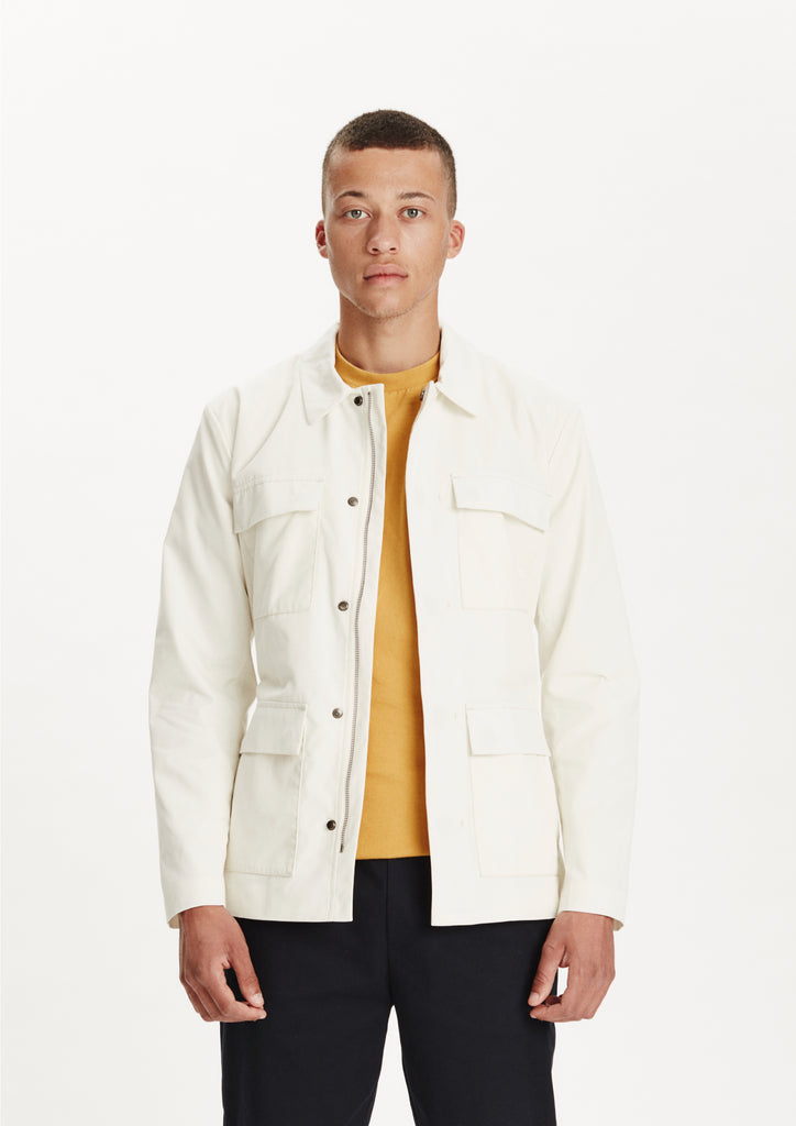 Legends Men's White spring oreti jacket