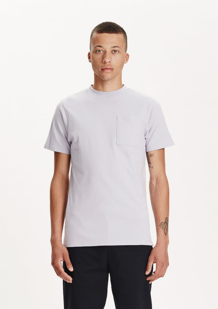Legends Men's Pena Lilac Pocket T-shirt