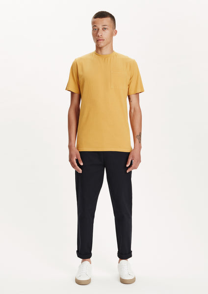 Legends Men's Pena Yellow Pocket T-shirt