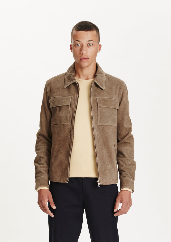 Legends Trinity Suede Jacket