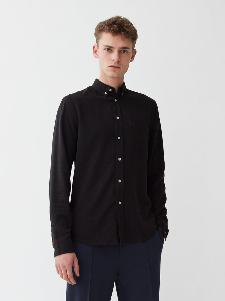 Lagos Shirt | Black