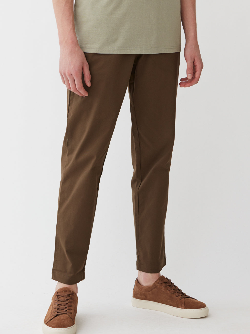 Hermosa Pants | Dark Brown