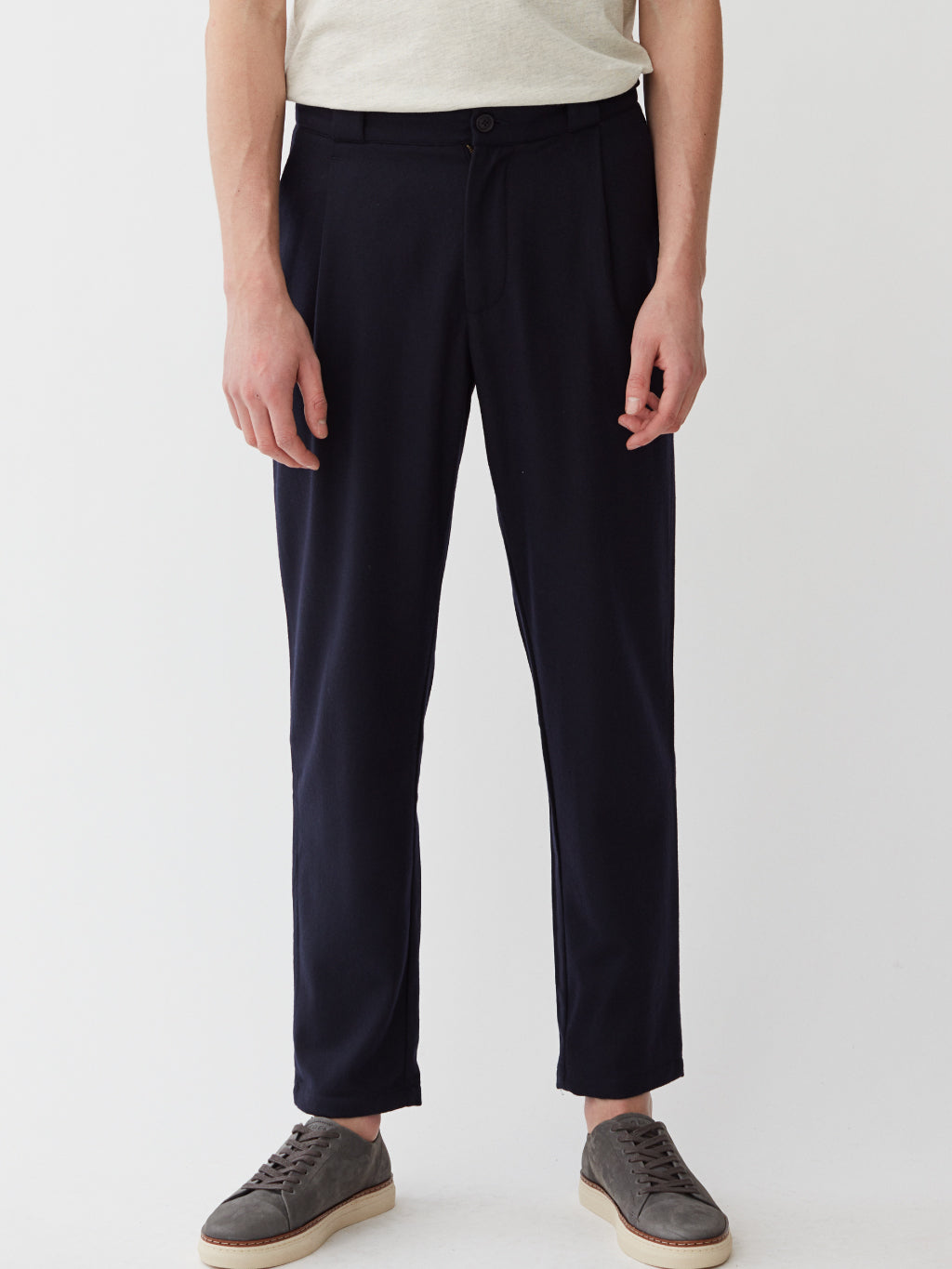 LA Trousers | Dark Navy