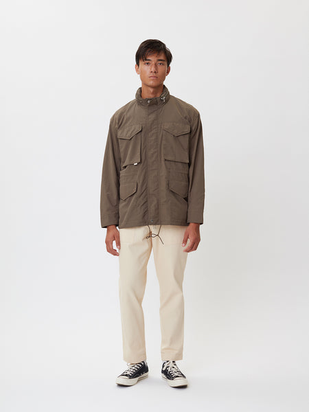Avalon Utility Jacket | Taupe