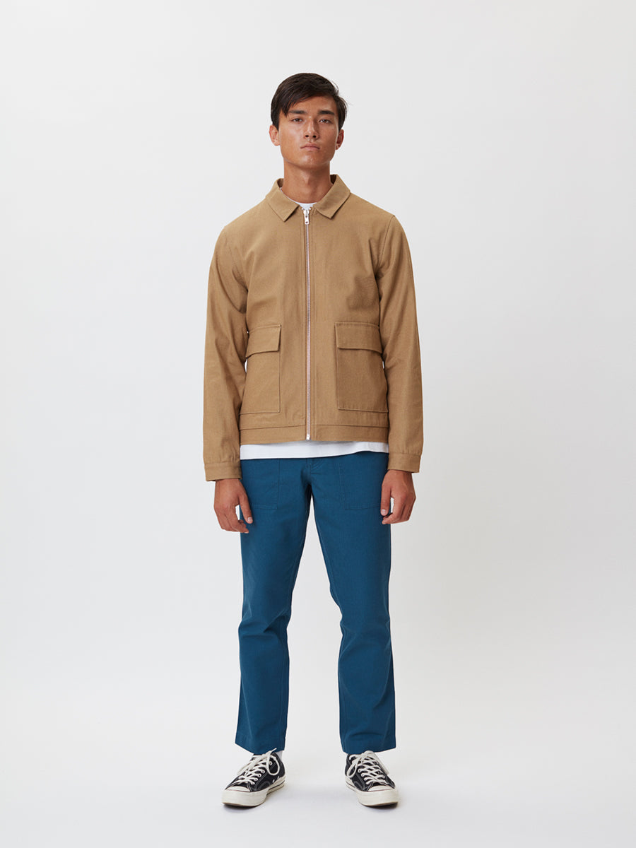 Ortega Jacket | Warm Sand