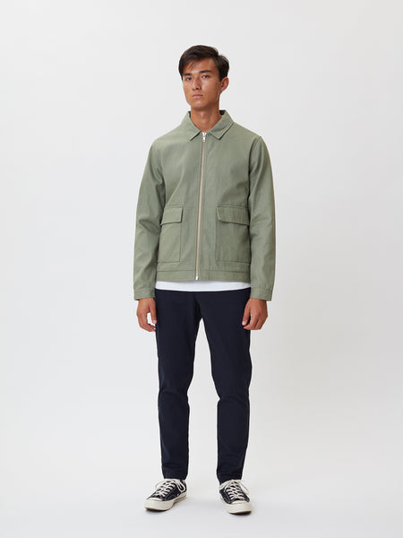 Ortega Jacket | Dusty Green