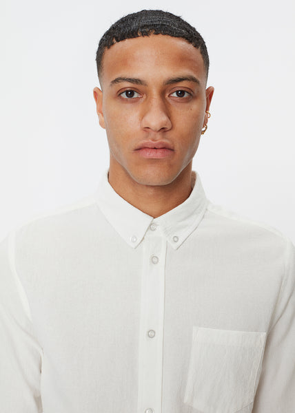 Lagos Shirt | White