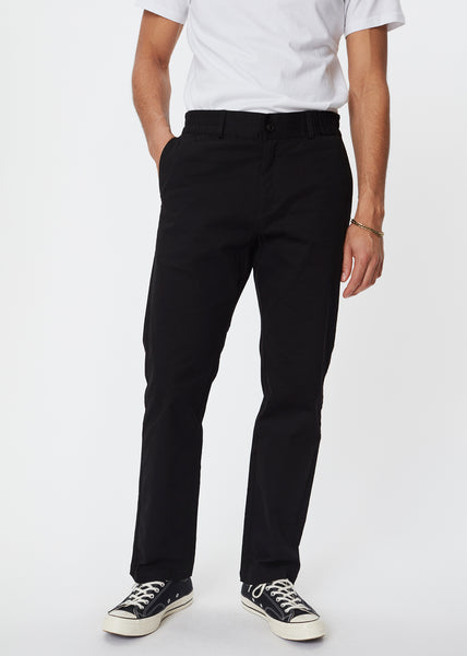 Maverick Trousers | Black