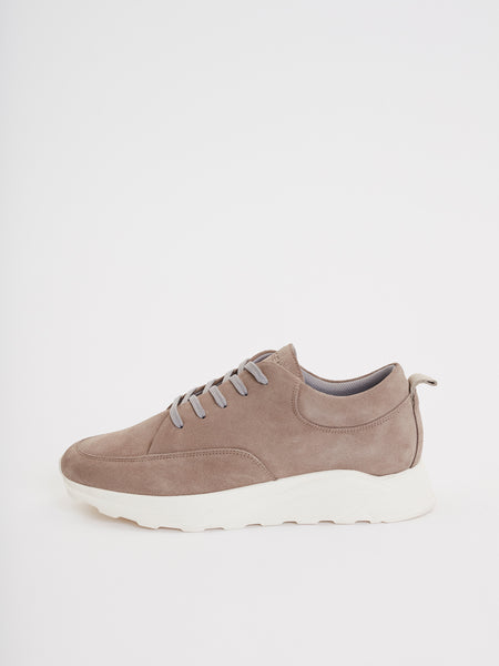 Pismo Runner | Grey Suede