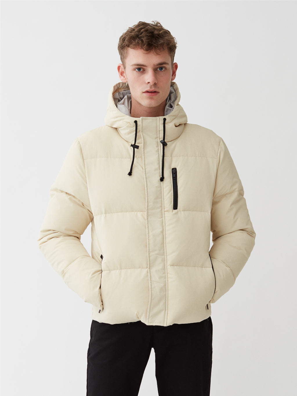 Salerno Puffer Down Jacket