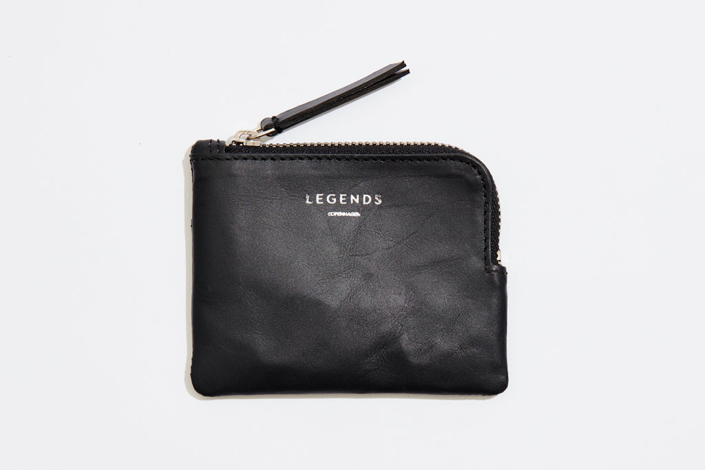 Frankport Wallet | Black