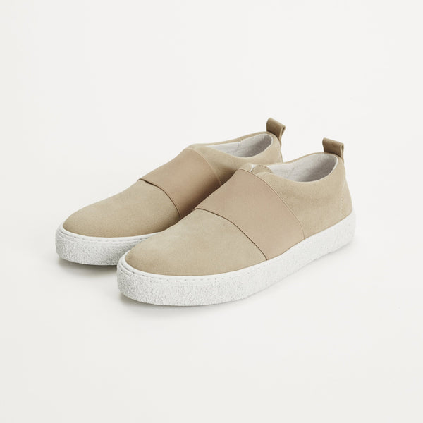 Silverlake Slip-On Sneakers beige