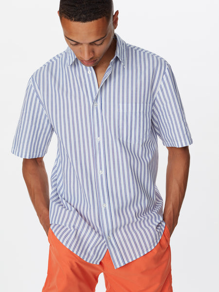 CALI STRIPED SHIRT
