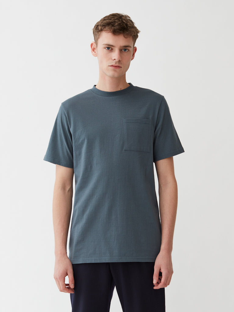 Pena T-Shirt | Shadow Blue