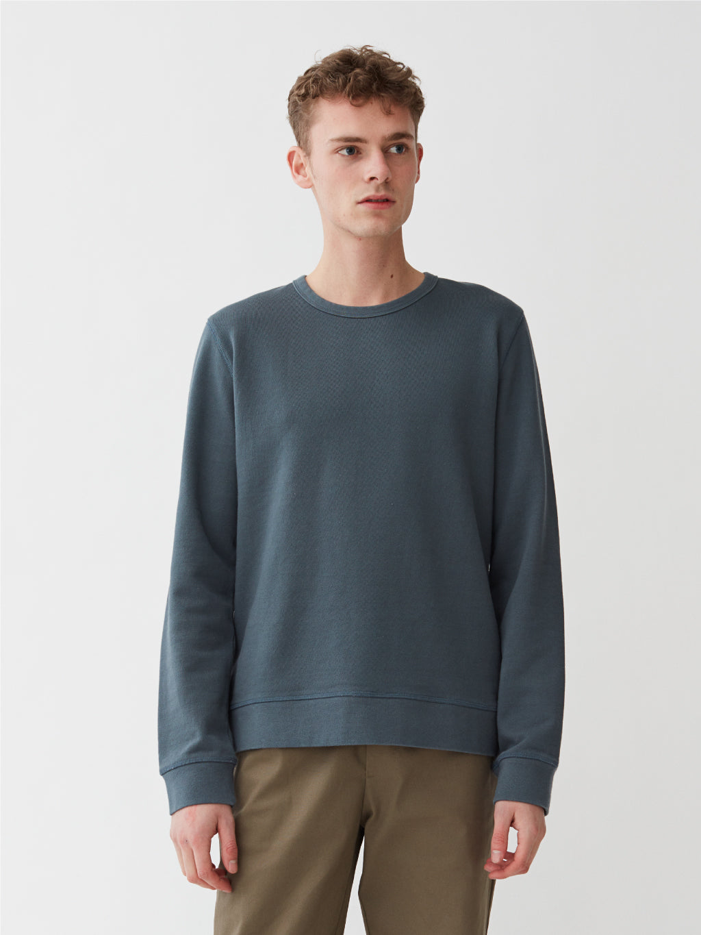 Teba Sweatshirt | Shadow Blue