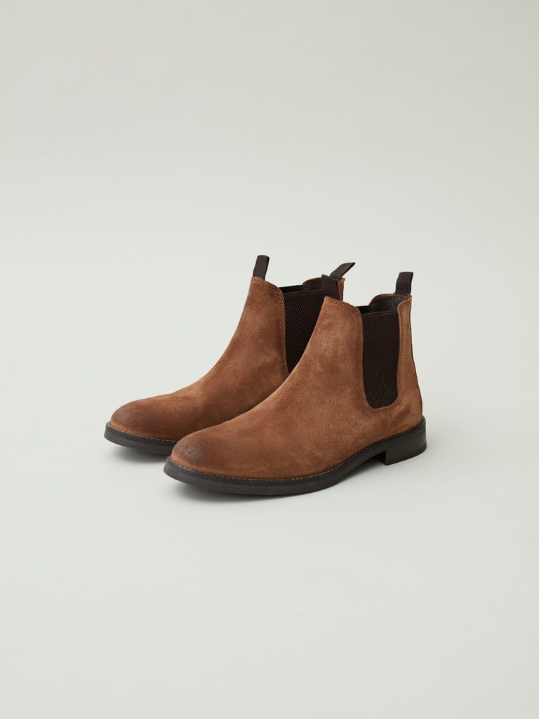 Chelsea Boots | Tobacco