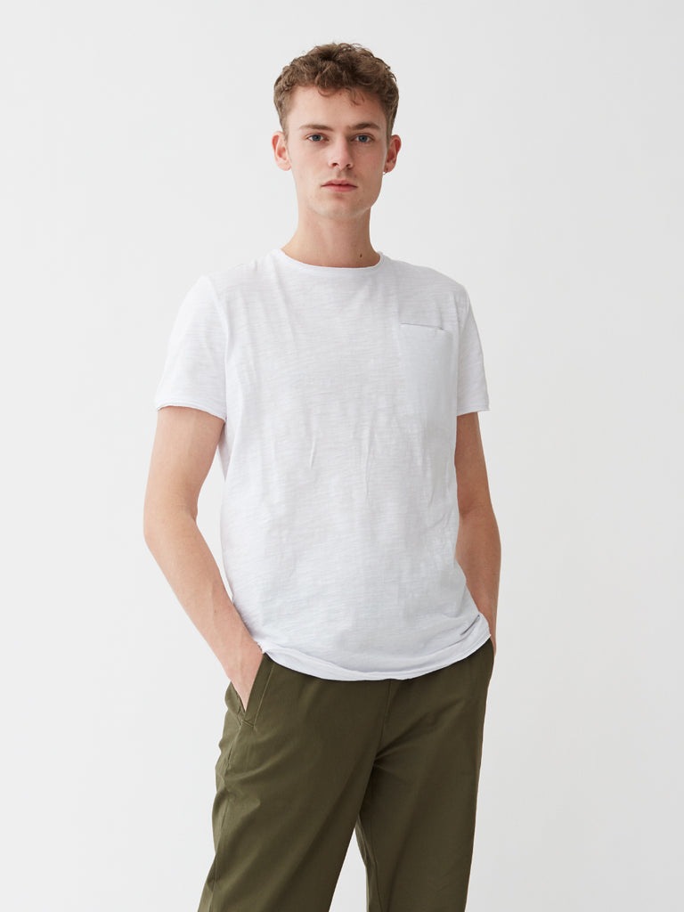 Mateo T-Shirt | White