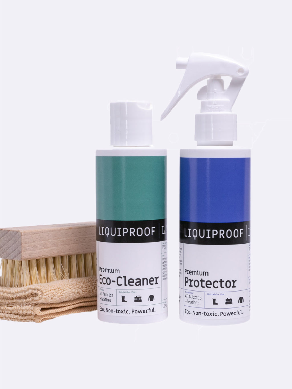 Liquiproof Clean and Protect Kit 125 ml