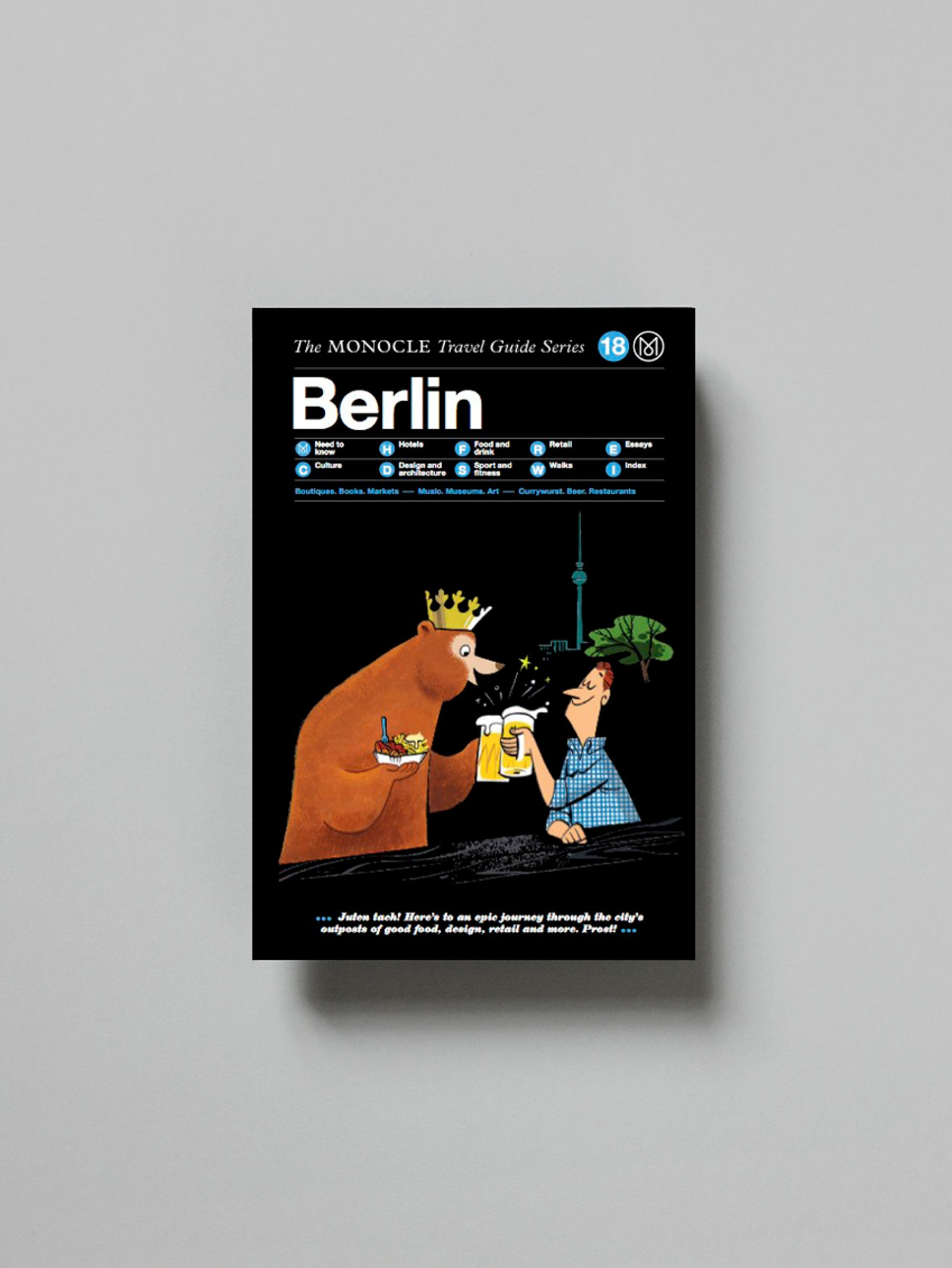 Berlin: The Monocle Travel Guide Series
