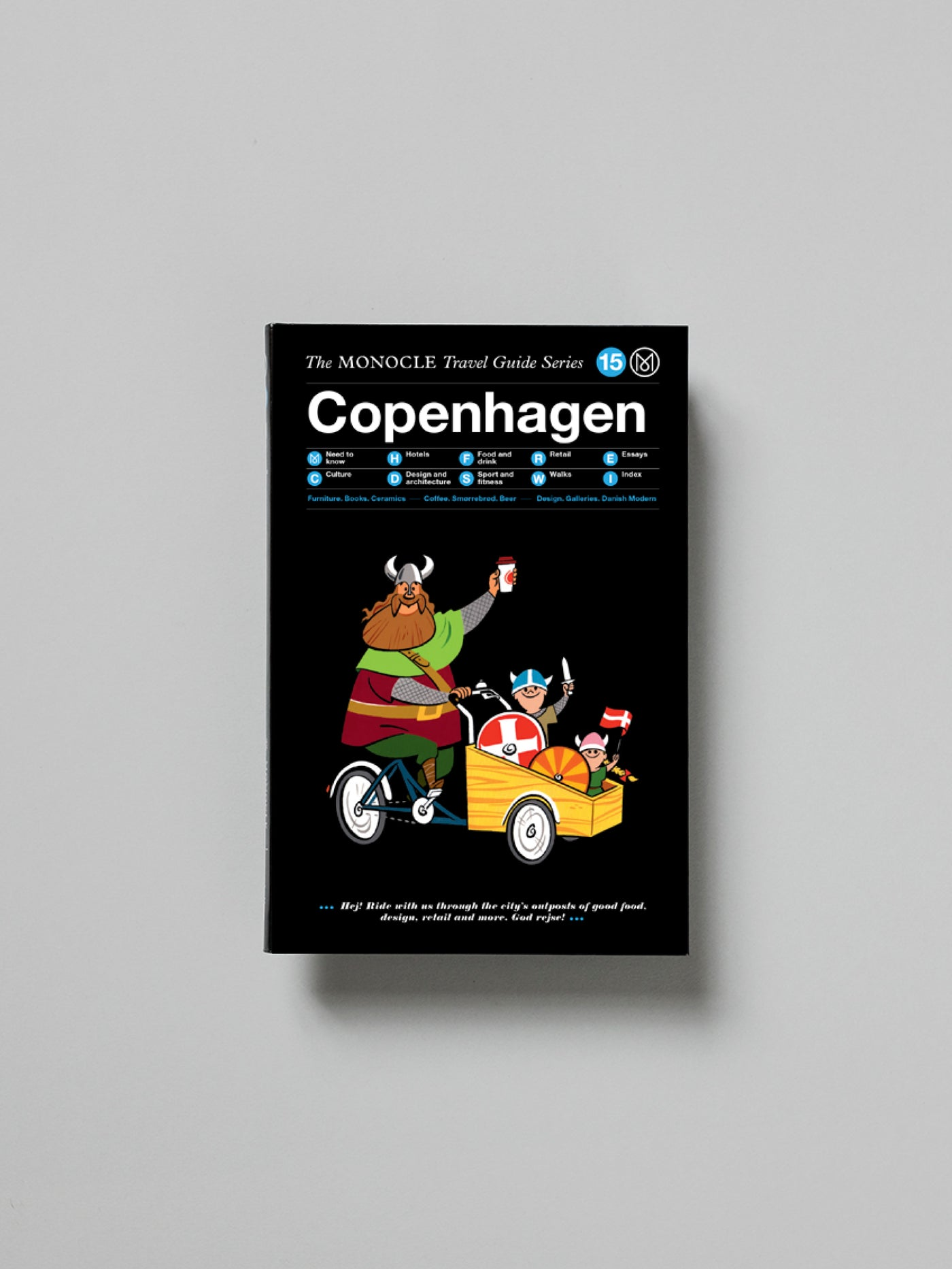 Copenhagen: The Monocle Travel Guide Series