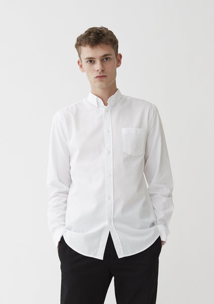 Ocean Oxford Shirt