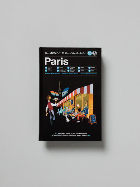 Paris: The Monocle Travel Guide Series