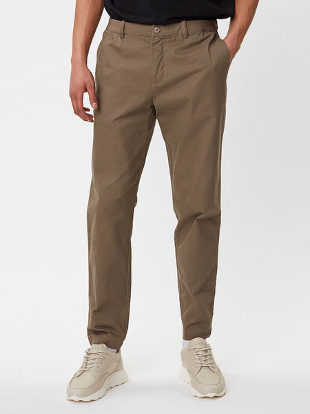 Century Trousers | Dark Khaki