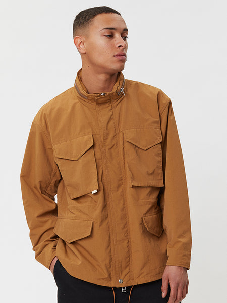 Avalon Utility Jacket | Camel