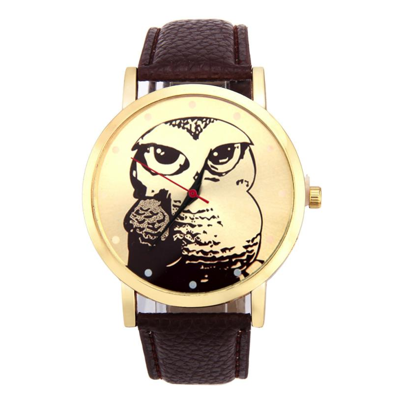 Vogue Owl Unisex Watch