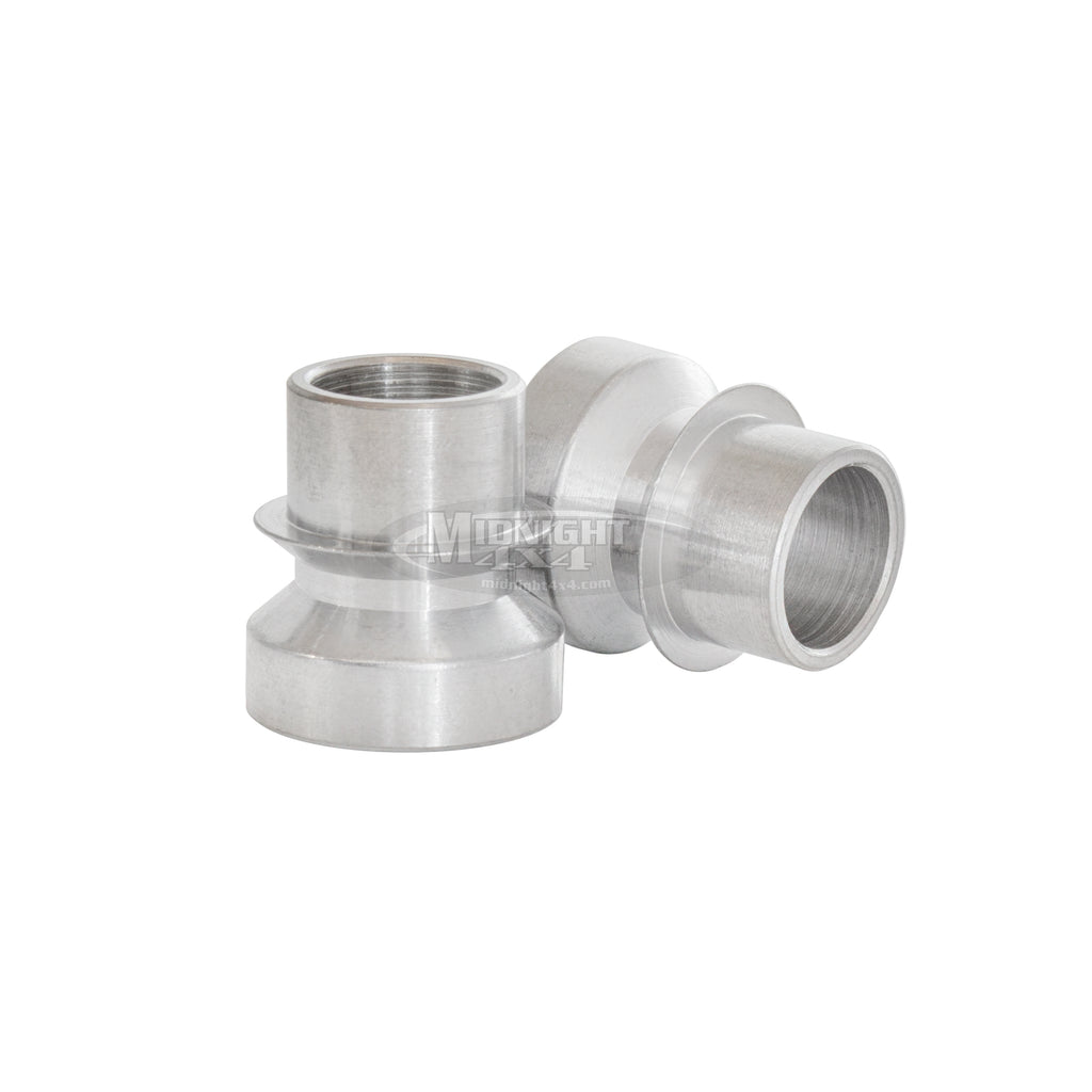 "10-8HB High misalignment spacer, 5/8 heim spacer, .625 to .500,full mount width 1-3/16"", midnight 4x4"
