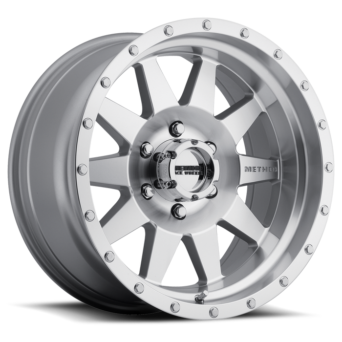 Method Race Wheels: 301 The Standard Machined