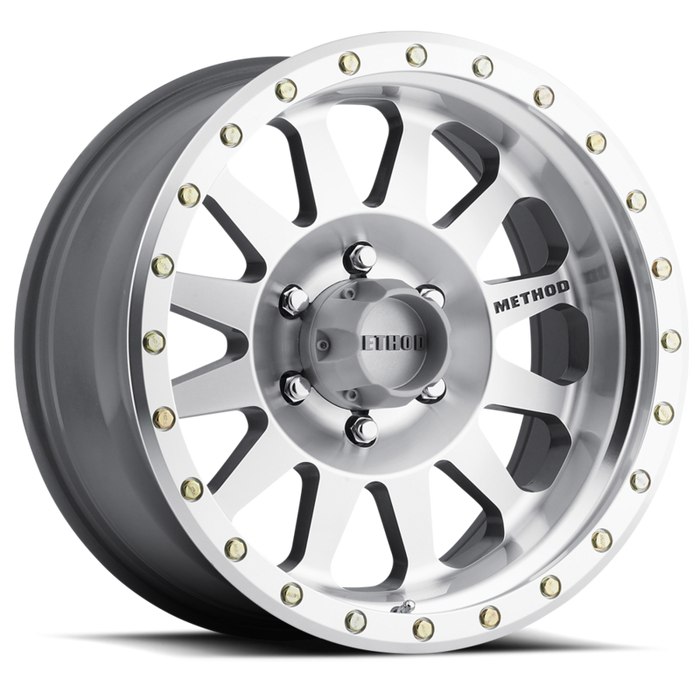 Method wheel, method, wheels, midnight 4x4, 304, double standard, machined
