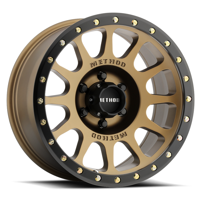MIdnight 4x4, Method Wheels, method, wheel, simulated beadlock, bead lock, fake bead, faux, bronze, 305