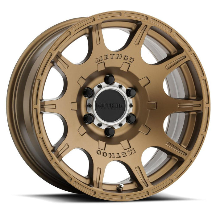 MIdnight 4x4, Method Wheels, method, wheel, 308, roost, bronze