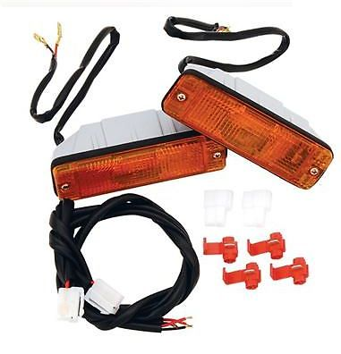 Universal Turn Signal Indicator Fit Kit *Clearance*