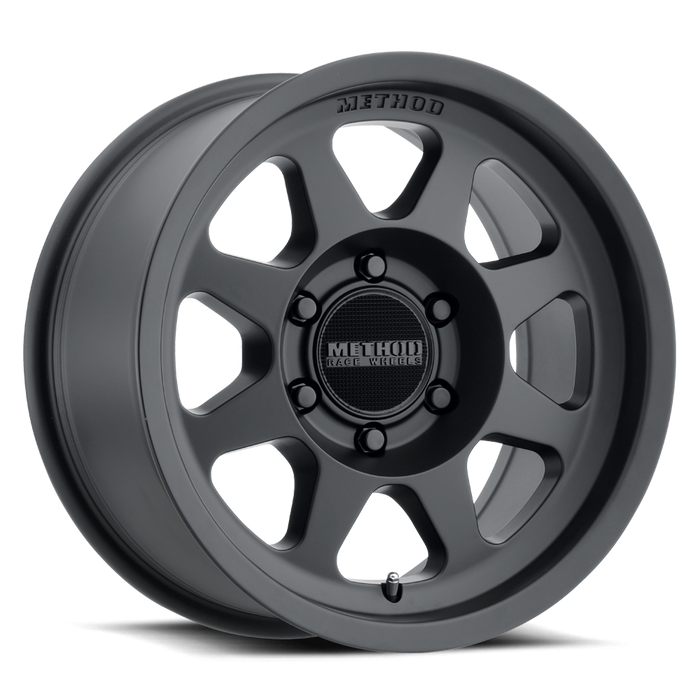 method wheels, method wheel, midnight 4x4, 701, matte black