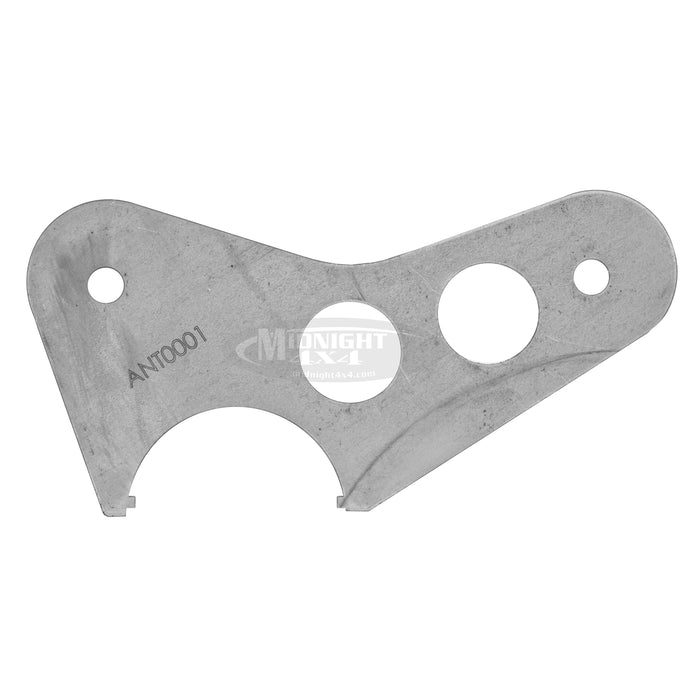 High Clearance Anti-Wrap Axle Tab - ANT0001