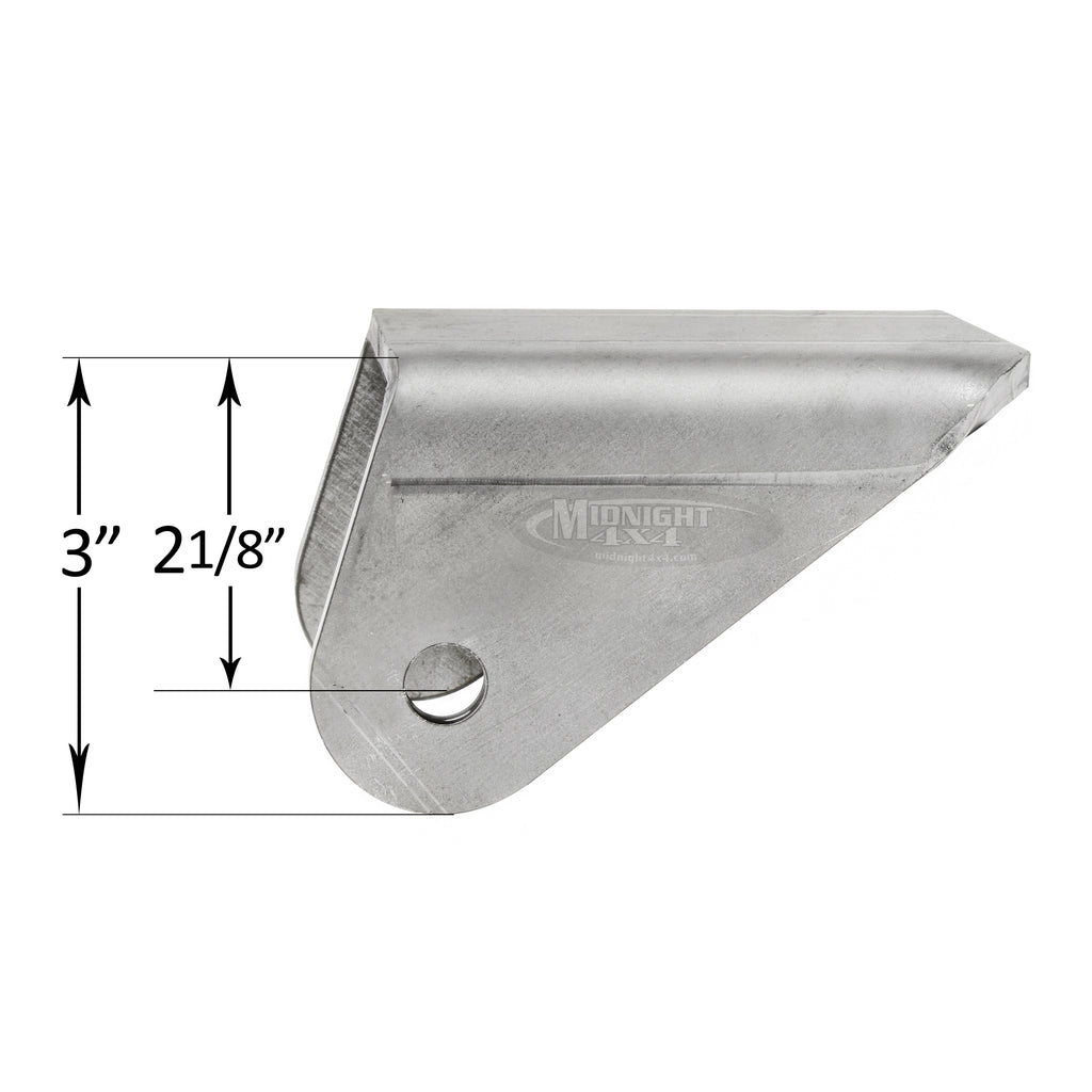 LEA0008, Leaf Spring Hanger, Midnight 4x4
