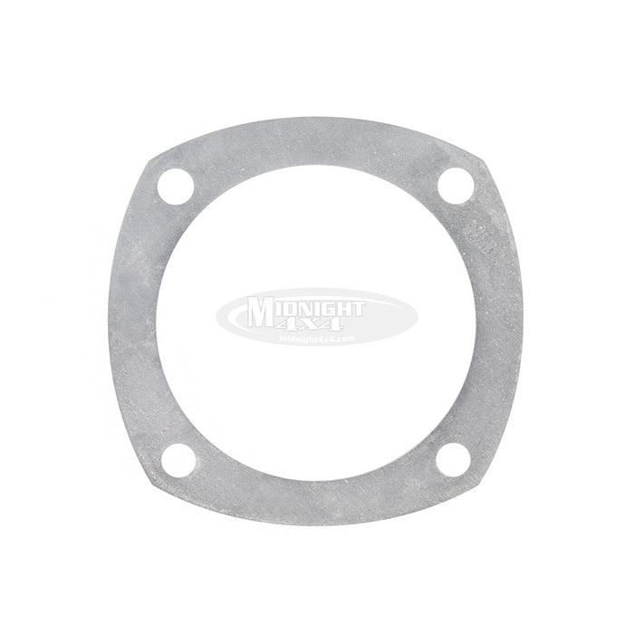 "4 hole exhaust flange, universal, 4"", Midnight 4x4, FLA0006"