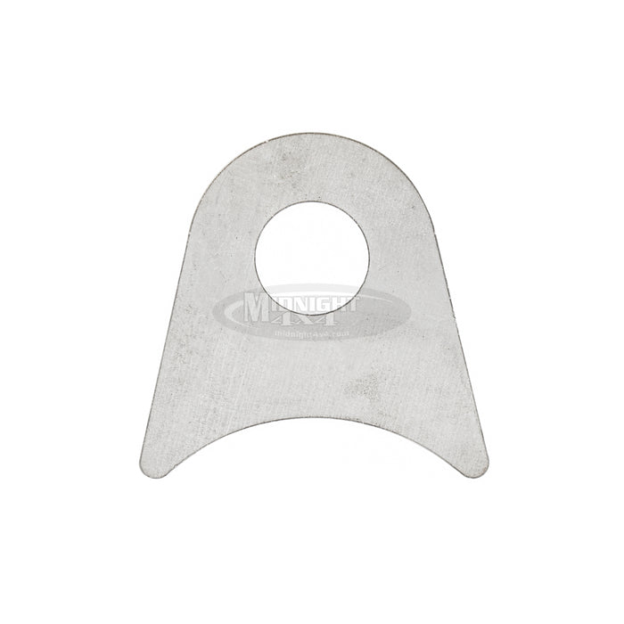 "Radius Tab, 3/4"" hole, radius mount, short tab, small tab, midnight 4x4"