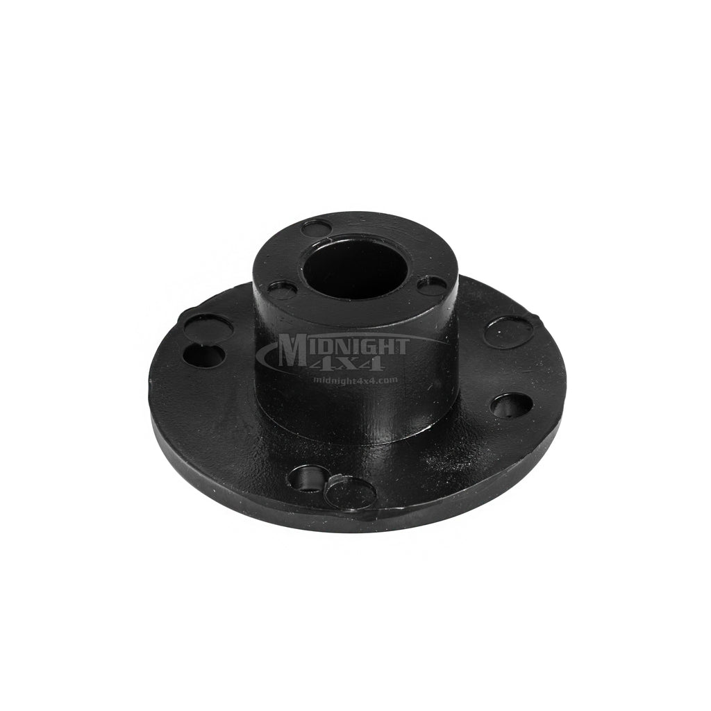 Hood Pin Grommet, Hardware Included, Urethane, Autofab, Midnight 4x4