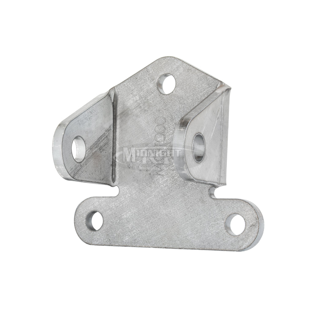 "Chevy motor mount, small block chevy, big block chevy, 2-5/8"" mount width, 1/2"" hole, midnight 4x4, MOT0004"