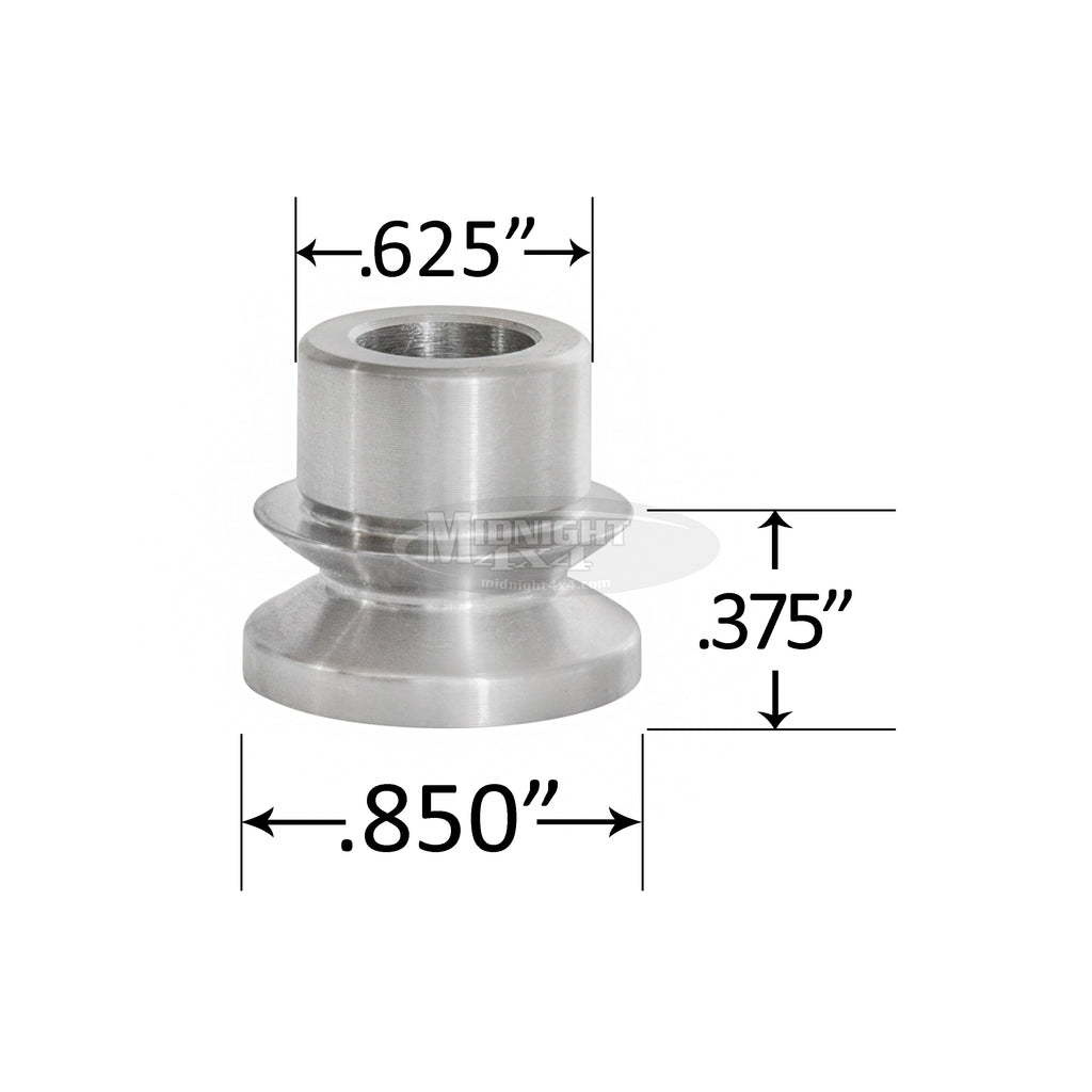"5/8"" High Misalignment Spacer"