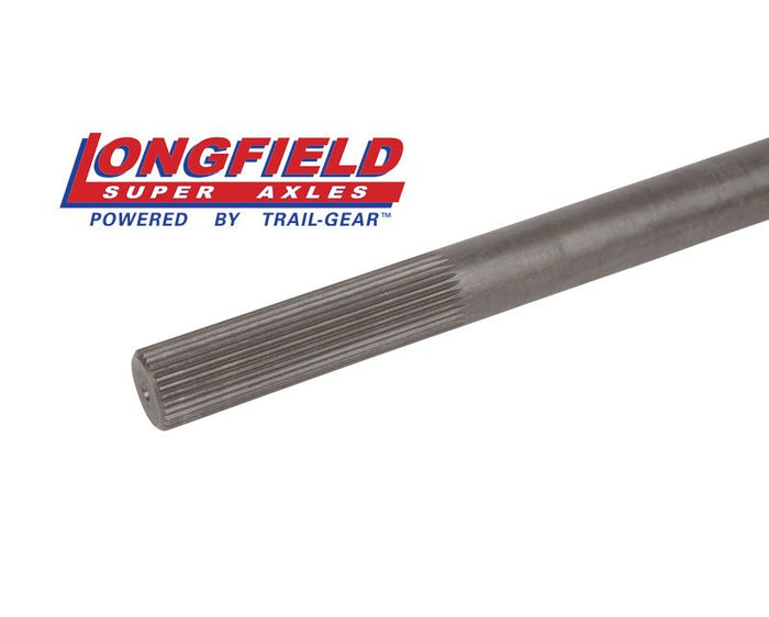 Longfield 30 Spline Inner Axle, Long, (Long Spline E-Locker (FJ 60)