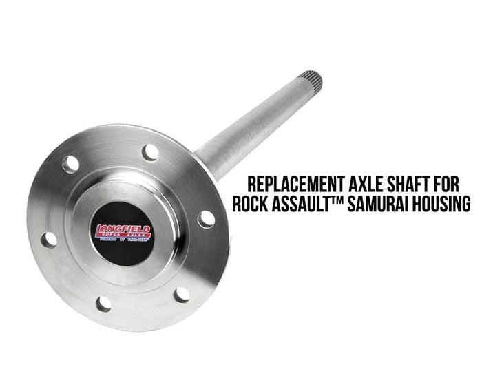Longfield Chromoly Sami Length Rock Assault Rear Axle Shafts
