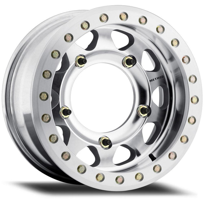 Method Race Wheels: Buggy Beadlock Machined (5x205 bolt pattern)