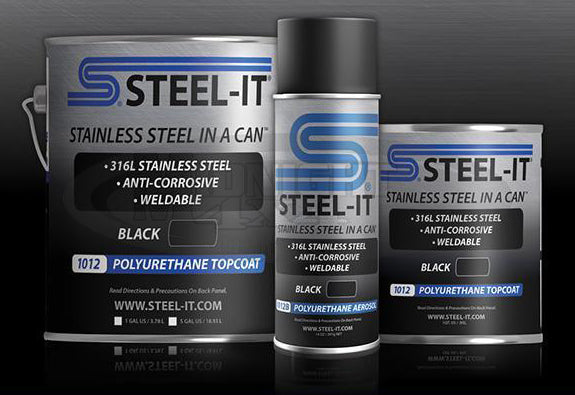 Steel-It Polyurethane Aerosol