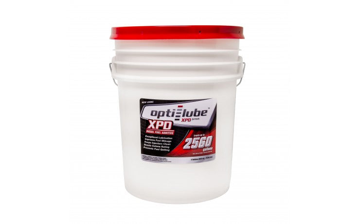 Optilube, Opti Lube, Diesel fuel additive, fuel additive, diesel additive, diesel lubrication, cetane boost, booster, injector cleaner, fuel mileage, XPD, optilube red, midnight 4x4