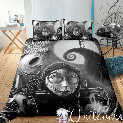Special The Nightmare Before Xmas Bedding Set